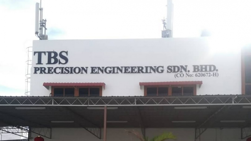 TBS PRECISION ENGINEERING SDN BHD