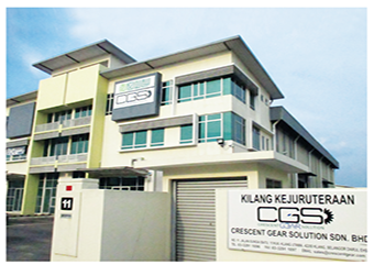 CRESCENT GEAR SOLUTION SDN BHD