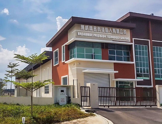 BROADWAY PRECISION TECHNOLOGY SDN BHD