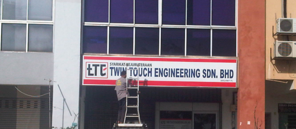 TWIN TOUCH ENGINEERING