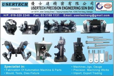 USERTECH PRECISION ENGINEERING SDN BHD